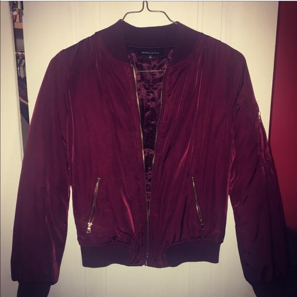06e317319 Kendall & Kylie Pacsun Bomber Jacket